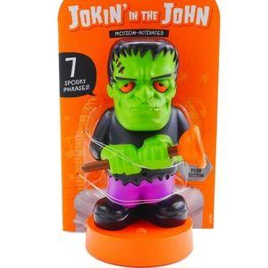 Hallmark Jokin in the John talking Flush-N-Stein